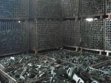 合肥折叠式仓储笼